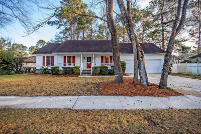 Summerville Single Family Home For Sale: 103 Carrington Lane