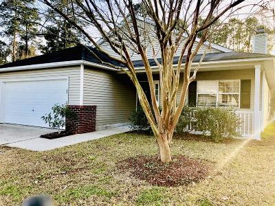 North Charleston Single Family Home Contingent: 7975 Long Shadow Lane
