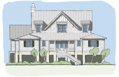 Johns Island Single Family Home For Sale: 3326 Hopkinson Plantation Road