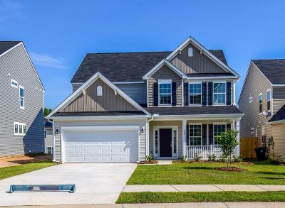 Moncks Corner Single Family Home For Sale: 502 Lateleaf Drive