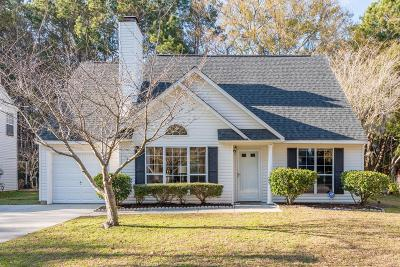Mount Pleasant Single Family Home Contingent: 1323 Center Lake Drive