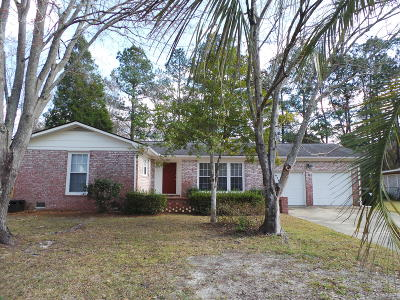 Summerville Single Family Home Contingent: 111 Three Wood Lane