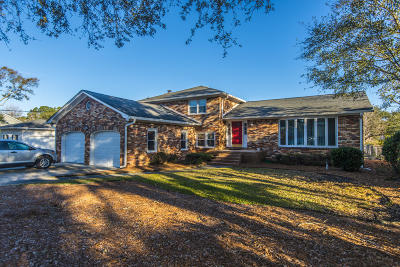 Charleston Single Family Home For Sale: 1894 Capri Drive