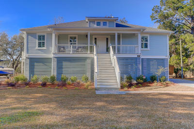 Berkeley County Single Family Home For Sale: 1155 French Quarter Creek Road