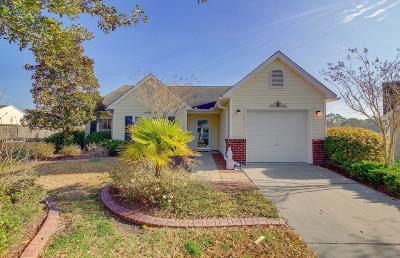 Summerville Single Family Home For Sale: 5013 Holdsworth Drive