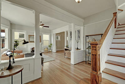 Charleston Single Family Home For Sale: 72 Cypress Street