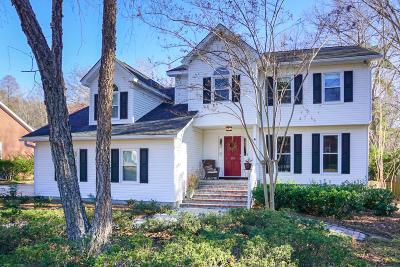 Summerville Single Family Home Contingent: 300 Upshur Court