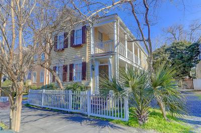 Charleston Single Family Home For Sale: 232 Rutledge Avenue