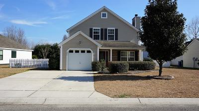 Berkeley County Single Family Home For Sale: 1275 Palm Cove Drive