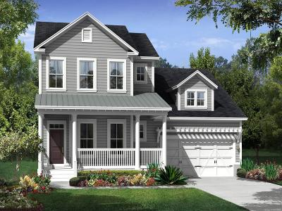 Mount Pleasant Single Family Home Contingent: 3968 Maidstone Drive