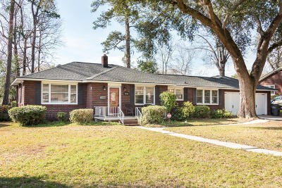 North Charleston Single Family Home For Sale: 5053 Victoria Avenue