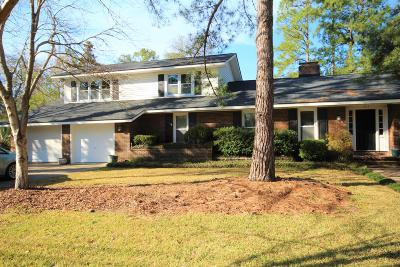 Summerville Single Family Home For Sale: 304 Pinehurst Avenue
