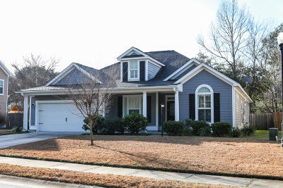 Charleston Single Family Home Contingent: 2021 Terrabrook Lane