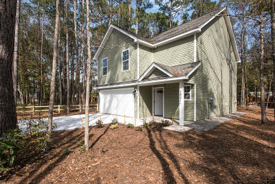 Charleston County Single Family Home For Sale: 1821 Zelasko Drive