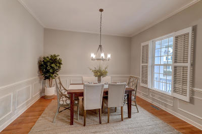 Mount Pleasant Single Family Home For Sale: 1761 James Basford Place