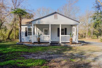 Single Family Home For Sale: 303 Woodland Shores Road