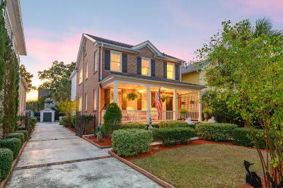 Charleston SC Single Family Home For Sale: $998,000