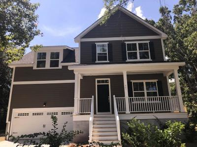 Charleston County Single Family Home Contingent: 445 Woodland Shores Road