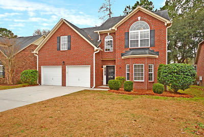North Charleston Single Family Home For Sale: 8739 Evangeline Drive