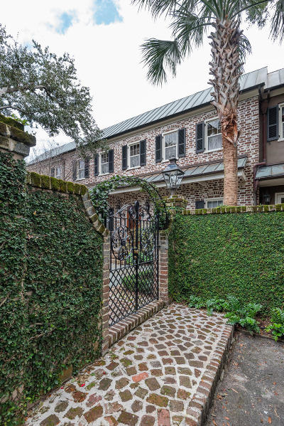 Charleston Single Family Home For Sale: 94 King Street #1/2