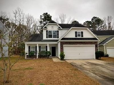 Goose Creek Single Family Home For Sale: 546 Brick Barn Lane