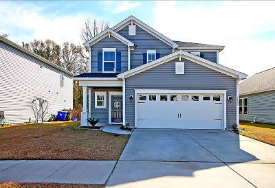 Johns Island Single Family Home Contingent: 3137 Timberline Dr