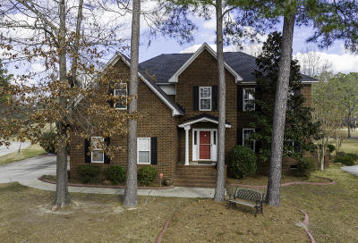 Crowfield Plantation Single Family Home For Sale: 114 Ethanhill Street