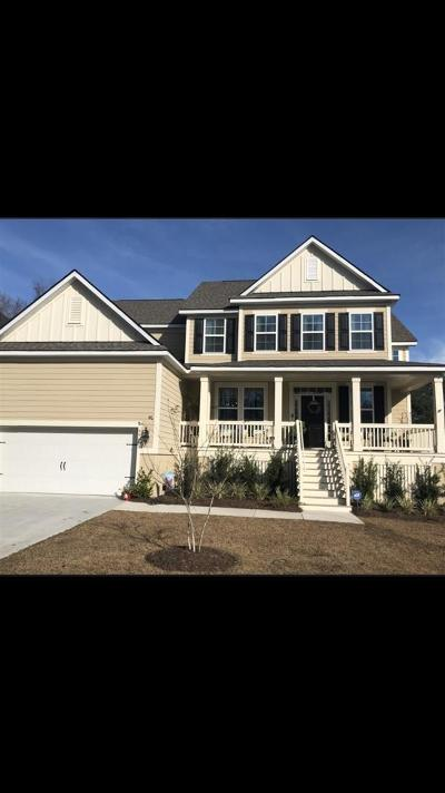Charleston Single Family Home For Sale: 590 Saltgrass Pointe Drive