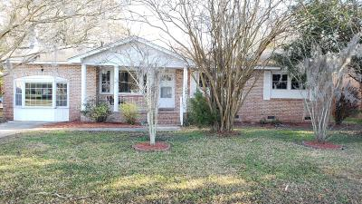 Berkeley County, Charleston County, Dorchester County Single Family Home For Sale: 5304 Holden Street