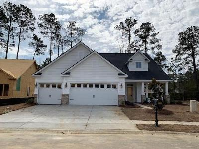 Mount Pleasant Single Family Home For Sale: 3054 Rice Field Lane