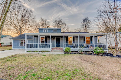 Goose Creek Single Family Home For Sale: 151 Aylesbury Road