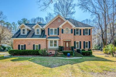 Mount Pleasant Single Family Home For Sale: 585 Flannery Place