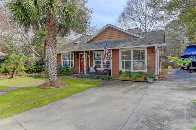 Mount Pleasant Single Family Home Contingent: 1287 Lake Mallard Boulevard