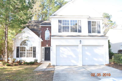 Berkeley County, Charleston County, Dorchester County Single Family Home For Sale: 9104 Wildflower Way