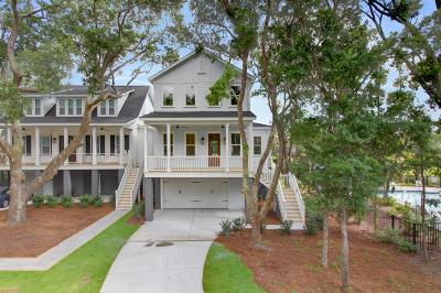 Single Family Home Contingent: 3042 Evening Tide Drive