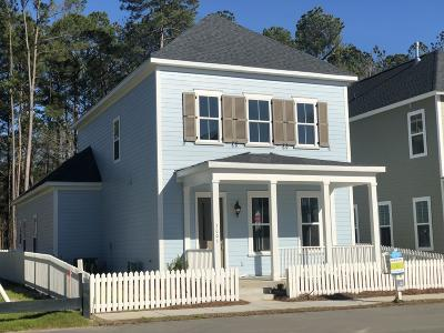 Hanahan Single Family Home Contingent: 3019 Evening Tide Drive