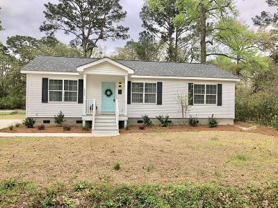 Charleston County Single Family Home For Sale: 1822 Wallace Lane