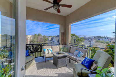 Berkeley County, Charleston County Attached For Sale: 200 River Landing Drive #402 A