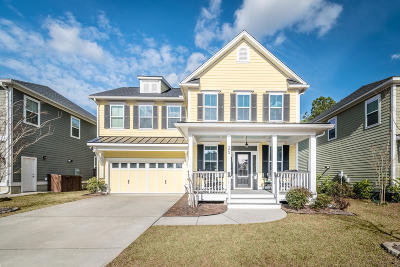 Summerville Single Family Home For Sale: 323 Brick Kiln Drive