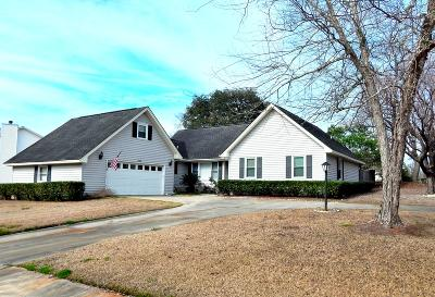 Goose Creek Single Family Home Contingent: 325 Camelot Drive