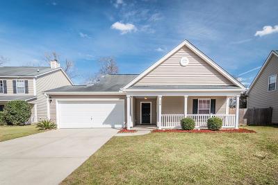 Summerville Single Family Home Contingent: 112 Kilpatrick Court