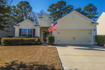 Summerville Single Family Home Contingent: 244 Medford Drive