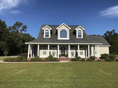 Ridgeville Single Family Home For Sale: 312 Temple Road