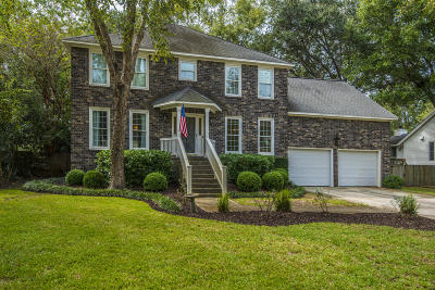 Mount Pleasant Single Family Home For Sale: 1485 Oaklanding Road