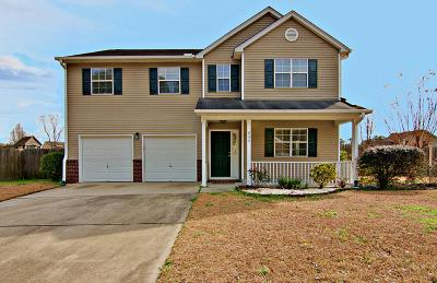 Ladson Single Family Home Contingent: 235 Ponderosa Drive
