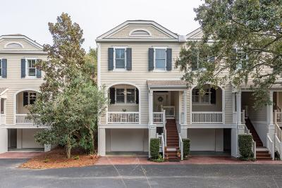 Charleston County Attached For Sale: 3027 High Hammock Road