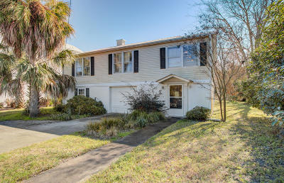 Isle Of Palms Single Family Home For Sale: 506 Palm Boulevard