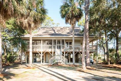 Edisto Island Single Family Home Contingent: 7650 Legare Road
