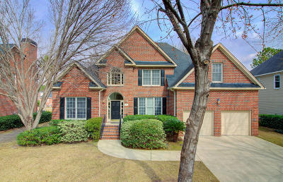 Mount Pleasant Single Family Home For Sale: 2715 Waterpointe Circle