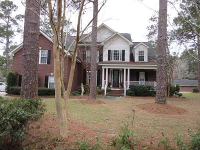 Summerville Single Family Home For Sale: 201 Parkwood Drive